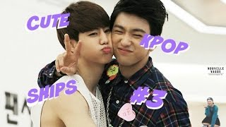 Baixar cute kpop ships #3 || TOPPDOGG/NU'EST/GOT7/iKON/BTS/SUJU/B.A.P/EXO/BIGBANG/17/UP10TION