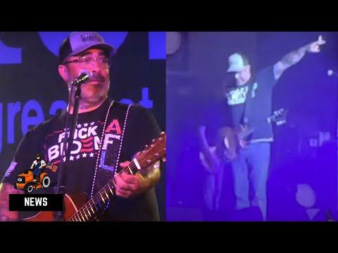 Aaron Lewis Leads Huge Anti 'Joe Biden' Chant During Show