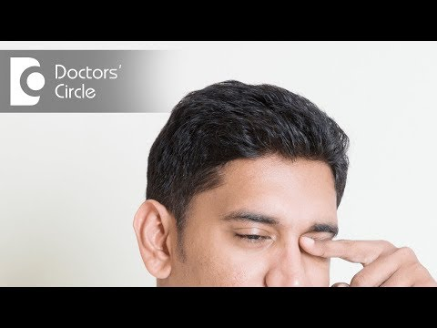 What causes blurred vision in one eye? - Dr. Mala Suresh