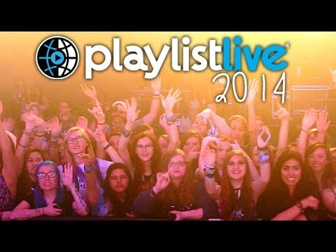 Playlist LIVE 2014! (Joey Graceffa, Dave Days, Rebecca Black, TOBUSCUS, Steve Kardynal & MORE)