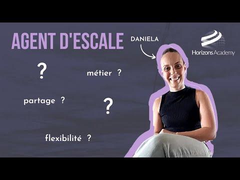 NOS ANCIENS ELEVES VOUS EN PARLENT - Daniela, agent d'escale