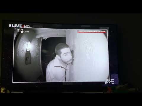 Morgen - Doorbell Licker On Live PD