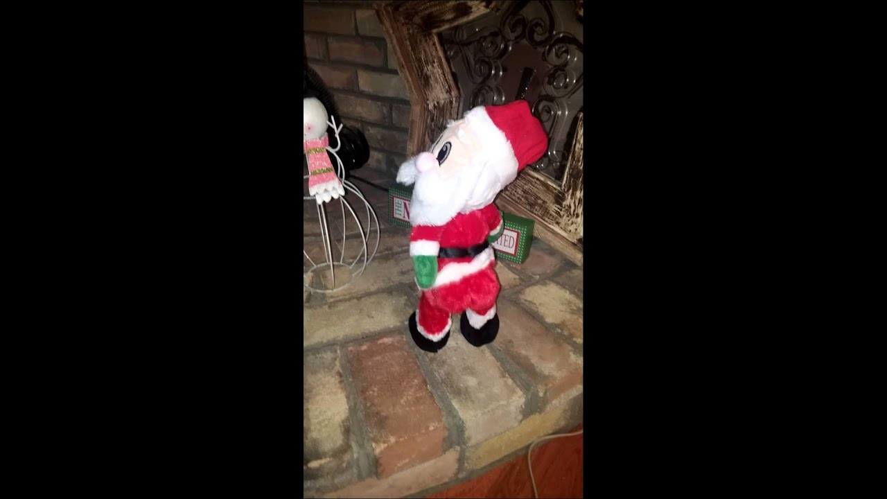 Santa booty