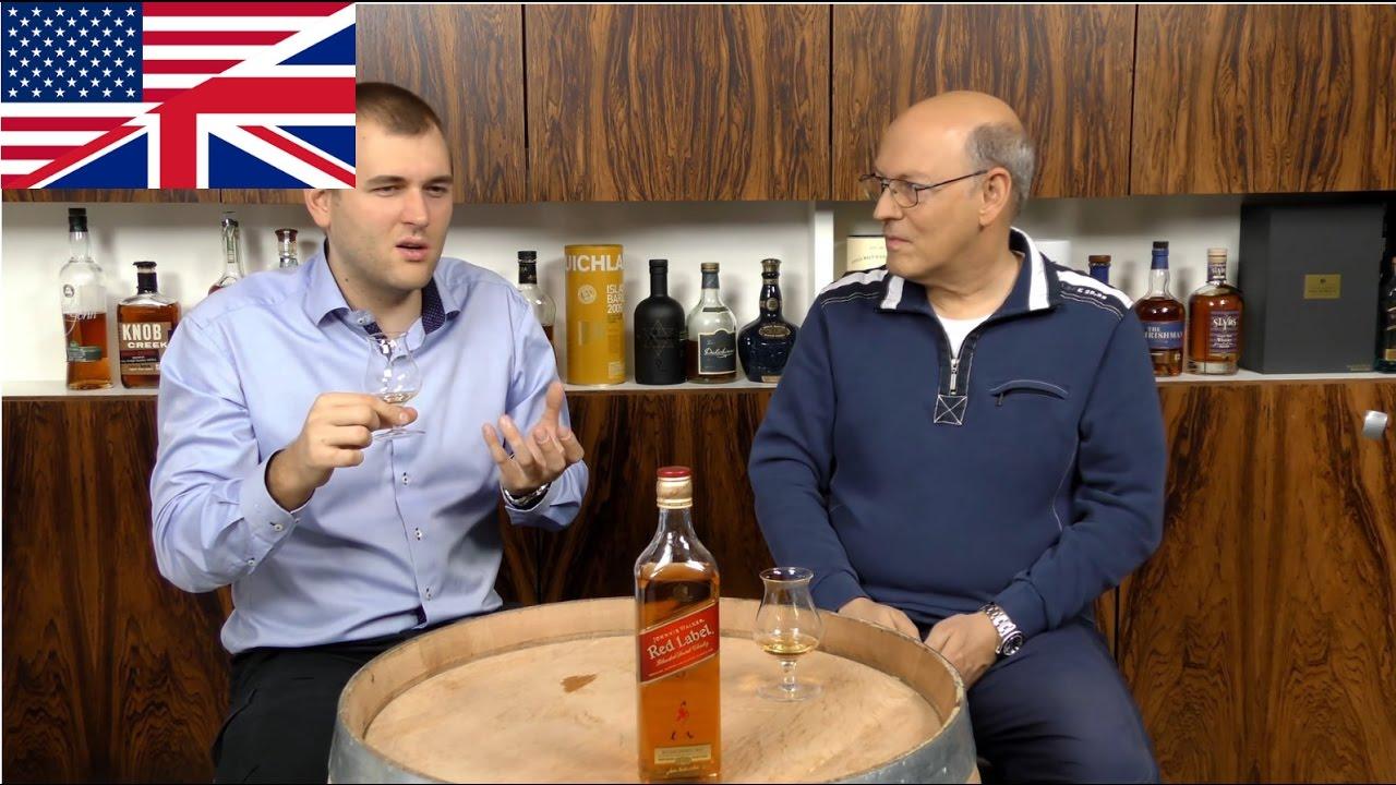 Download Whisky Review/Tasting: Johnnie Walker Red Label