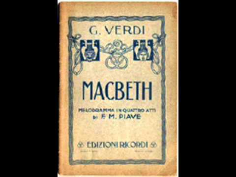 G. Verdi - Macbeth - Ballo.wmv