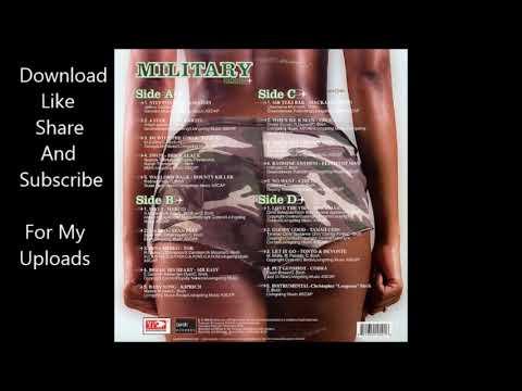 VYBZ KARTEL FT. MILITARY RIDDIM MIX - BIRCHILL RECORDS ( MIXED BY DJ DALLAR COIN ) JANUARY 2018