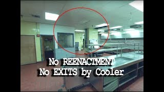 no REENACTMENT and no EXITS by cooler - Kenneka Jenkins