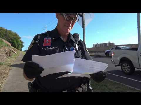 First Amendment Audit - 3-20-17 - Pearl Harbor - Tyrants Found
