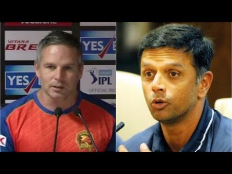 Rahul Dravid A Role Model And Mentor For Me: Brad Hodge