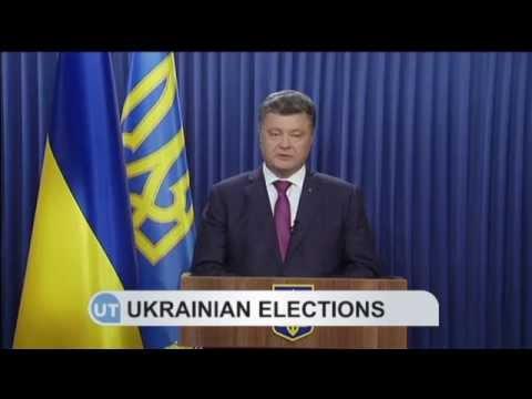Ukrainian President Petro Poroshenko announces pre-term parliamentary elections for October