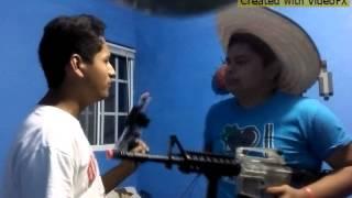 El Soldado y El Ranchero. Parodia!!!!!