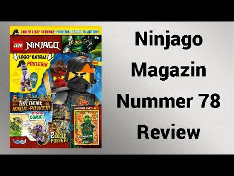 Poulerik Action!   Ninjago Magazin Nr. 78 Review   Rpfreund2014