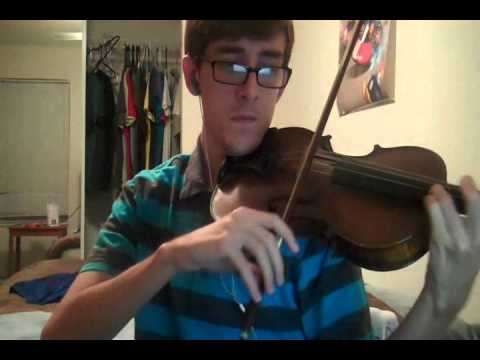 Death Note Opening 1 (The WORLD) Violin Cover.