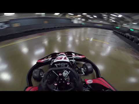 TeamSport Gosport - Flying Lap with Commentary Tips