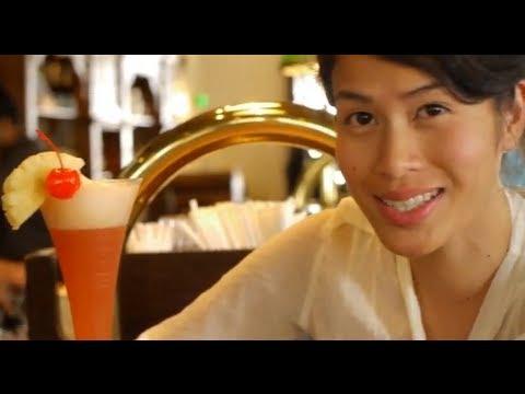 Singapore Sling - Raffles Hotel - Long Bar