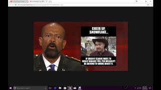 EX-SHERIFF DAVID CLARKE IS GOING TO COURT TODAY ''SWEET''