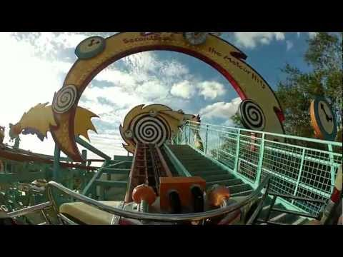Thumbnail: Primeval Whirl POV Full Ride, Disney's Animal Kingdom, Walt Disney World, 1080p HD