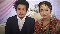 Ruzon Weds Lina (Nepali Wedding Reception Highlights, UK) Nepali Film Nirdosh