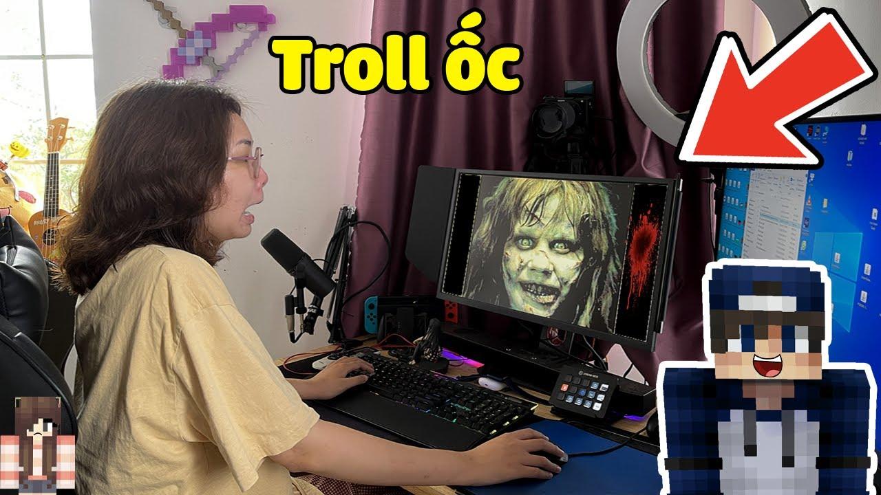Download bqThanh Thử Thách Troll Dọa Ma Ốc Trong Game Và Cái Kết.....