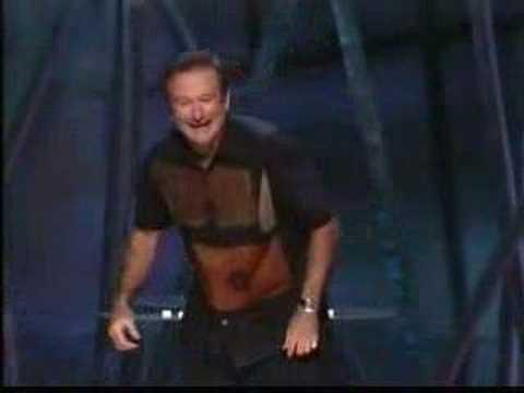 Robin Williams - Golf