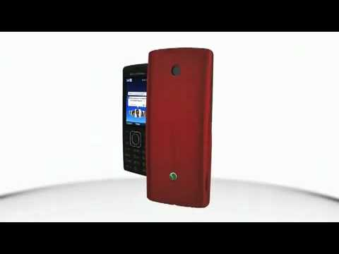 Sony Ericsson Cedar Video Demo
