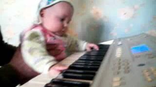 Синтезаторе самоучитель на игры ребенка для