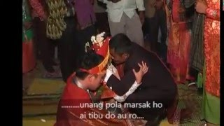 lagu Batak-BORHAT MA DAINANG -The Wedding Janter & Listi