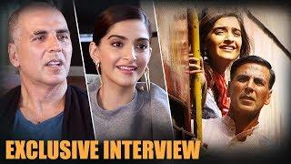 "Akshay Kumar: ""Sonam Kapoor Will Definitely Direct A FILM"" | Twitter Fan Questions | Padman"