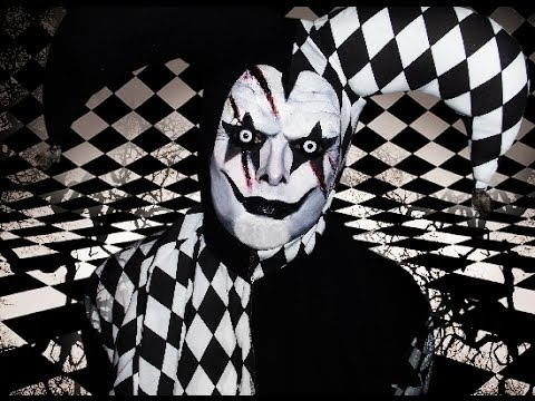 Court Jester Face Paint