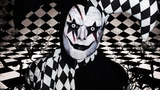 Evil Jester / Clown - Makeup Tutorial!