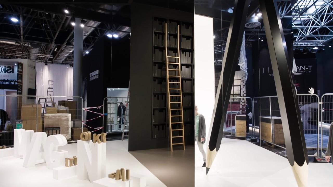 d 39 art design gruppe euroshop 2017 countdown youtube. Black Bedroom Furniture Sets. Home Design Ideas