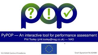 PyPOP   An interactive tool for performance assessment