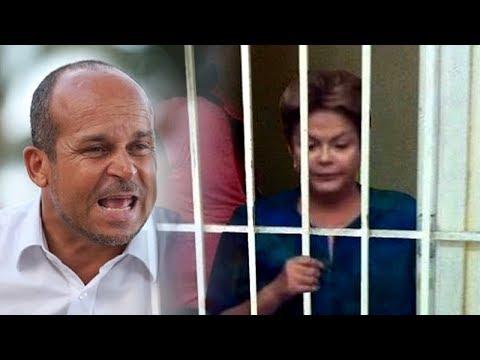 Vidente Carlinhos confirma: Dilma Rousseff será presa em poucos dias!