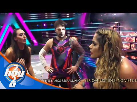 Macky protagoniza FUERTE ENFRENTAMIENTO con Maripily y Nicola en #Guerreros2020 | Hoy