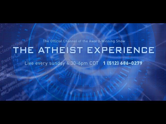 Atheist Experience 23.48 with Matt Dillahunty & Don Baker