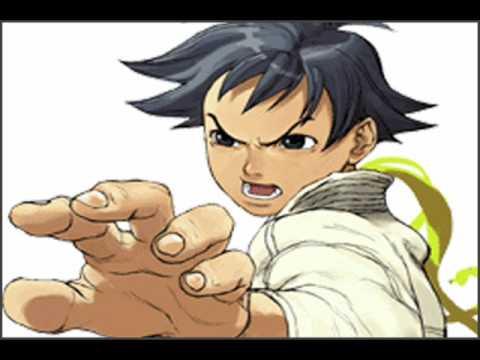 Makoto's Theme - Spunky [SF III.3]