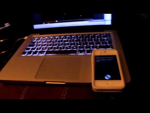 Iphone 4S Raps Drake-Headlines