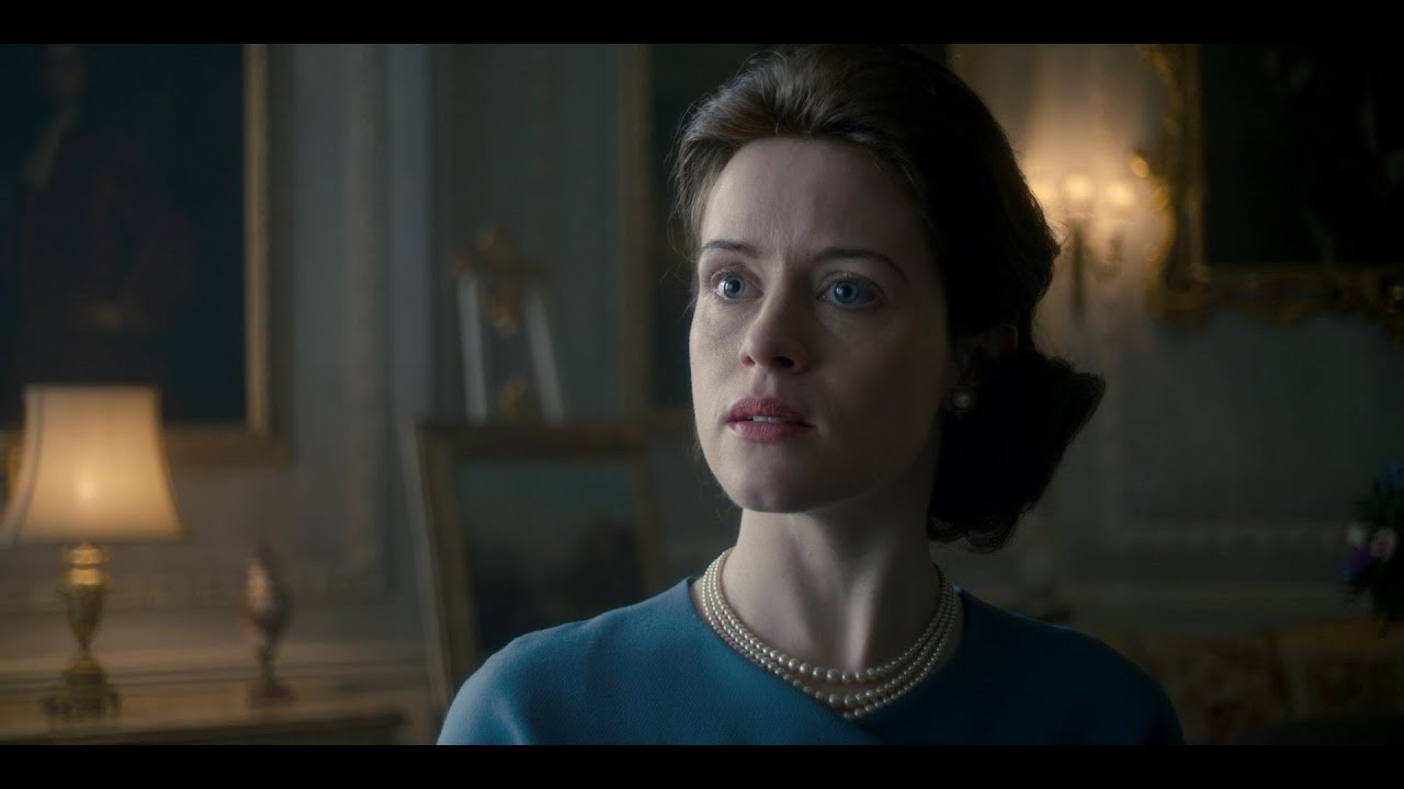 Download The Crown - Claire Foy as Queen Elizabeth - How on earth can you forgive yourself?