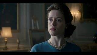 The Crown - Claire Foy as Queen Elizabeth - How on earth can you forgive yourself?