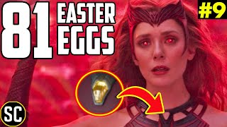 WandaVision Finale: Every Easter Egg + Future of MCU | Full BREAKDOWN