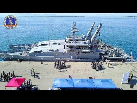 Pinakabagong Sanaysay ng Philippine Navy ang nakoronahan bilang Pres Duterte