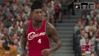 NBA 2K17 Game 2