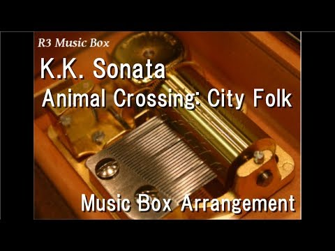 K.K. Sonata/Animal Crossing: City Folk  [Music Box]