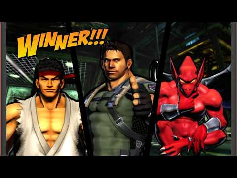 UMVC3 Chris Redfield Quotes (W/ Eng & Jap Voices)