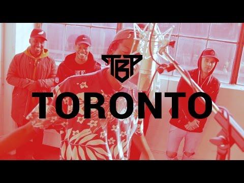 TBP TORONTO | Kayo, Clairmont The Second, Flex The Antihero, John River, Raz Fresco