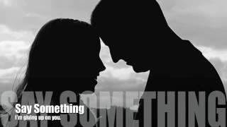 Say somethink