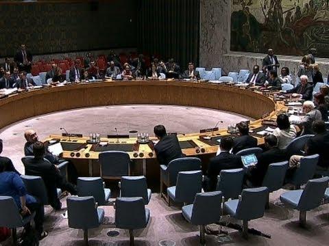 UN Security Council Calls for Gaza Cease-fire