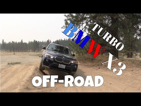 Best BMW X3 Off-Road TEST | OFFROAD 4X4 Adventure 2017