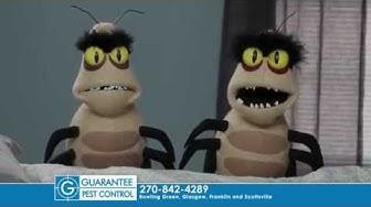 "Guarantee Pest Control ""Bed Bugs"""
