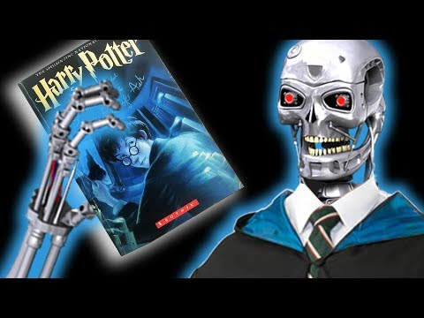 New Harry Potter Chapter written by ROBOTS - REACTION & Reading